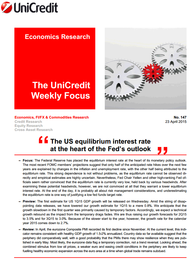 UniCredit Research