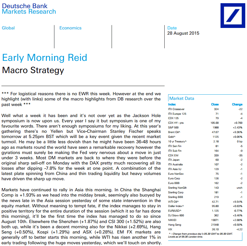 Deutsche Bank Research