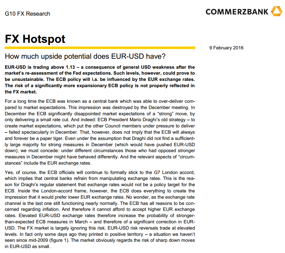 Commerzbank Research